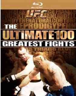 UFC ULTIMATE 100 BOX SET BY GRACIE,ROYCE (Blu-Ray)